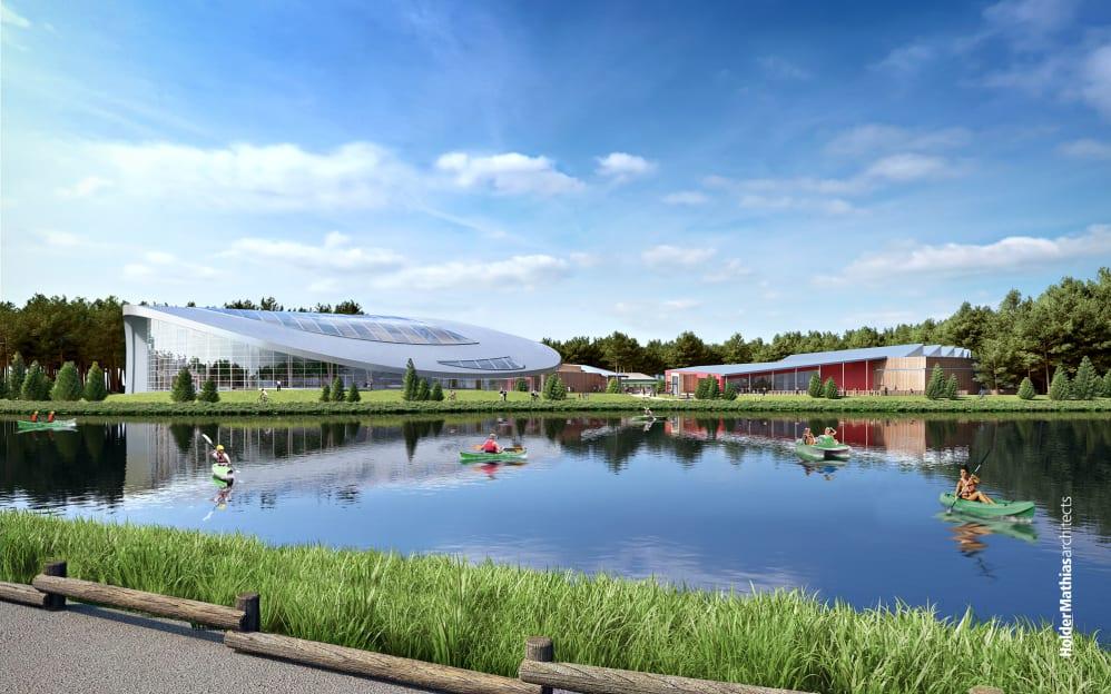 Centre Parcs, Longford